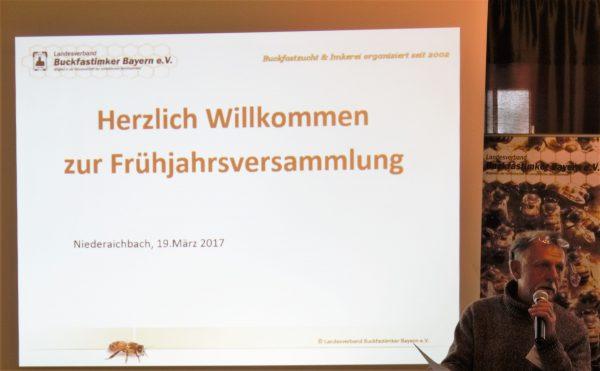Bericht zur Frühjahrsversammlung am 19.03.2017