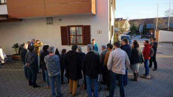 "Kurzbericht zur Veranstaltung ""Varroareduziert Imkern"" am 26. Februar 2019"