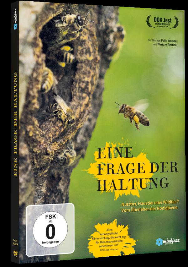 Eine Frage der Haltung - Dokumentarfilm zum Verhältnis von Mensch, Biene und Varroamilbe